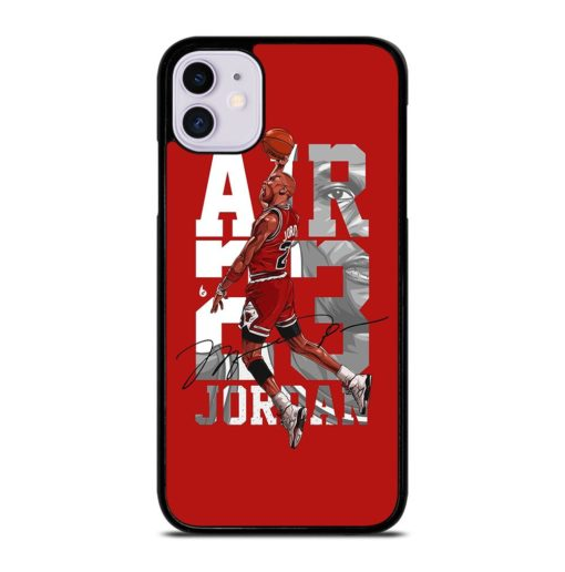 23 AIR JORDAN iPhone 11 Case