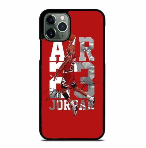 23 AIR JORDAN iPhone 11 Pro Max Case