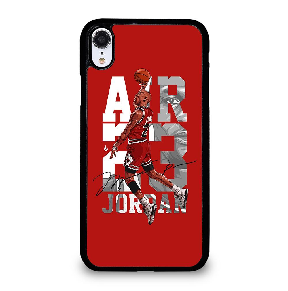 23 AIR JORDAN iPhone XR Case