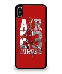 23 AIR JORDAN iPhone XS Max Case