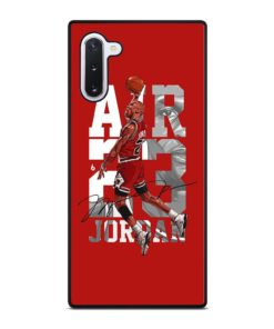 23 AIR JORDAN Samsung Galaxy Note 10 Case