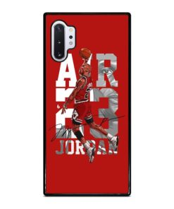 23 AIR JORDAN Samsung Galaxy Note 10 Plus Case