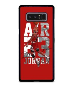 23 AIR JORDAN Samsung Galaxy Note 8 Case