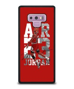 23 AIR JORDAN Samsung Galaxy Note 9 Case