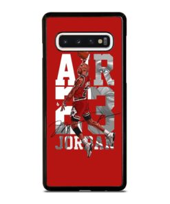 23 AIR JORDAN Samsung Galaxy S10 Case Cover
