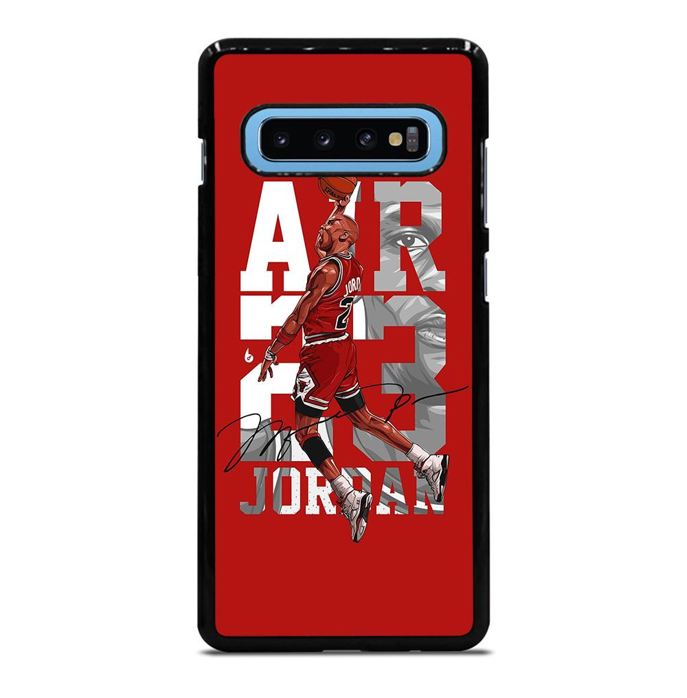 23 AIR JORDAN Samsung Galaxy S10 Plus Case