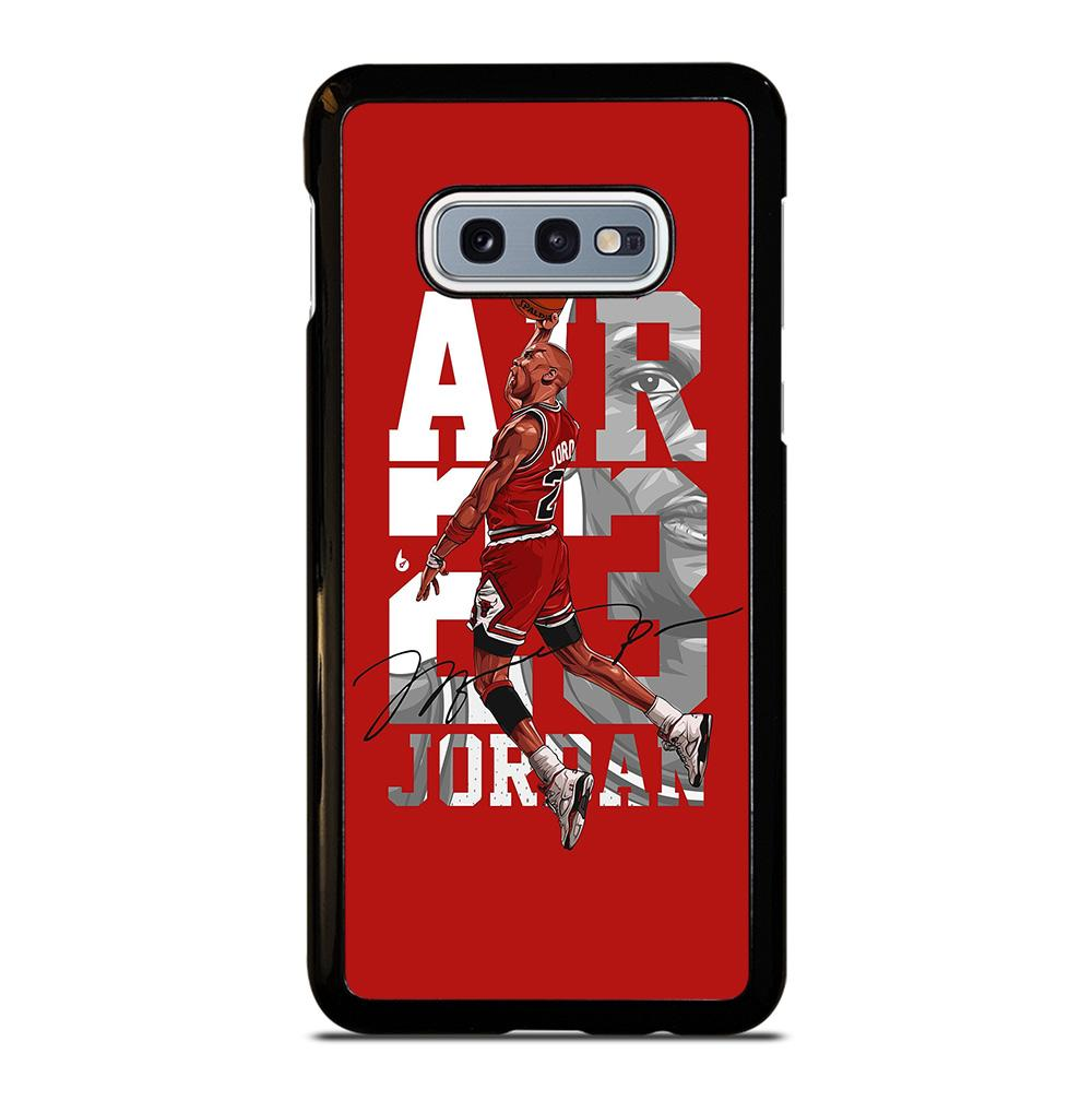 23 AIR JORDAN Samsung Galaxy S10e Case