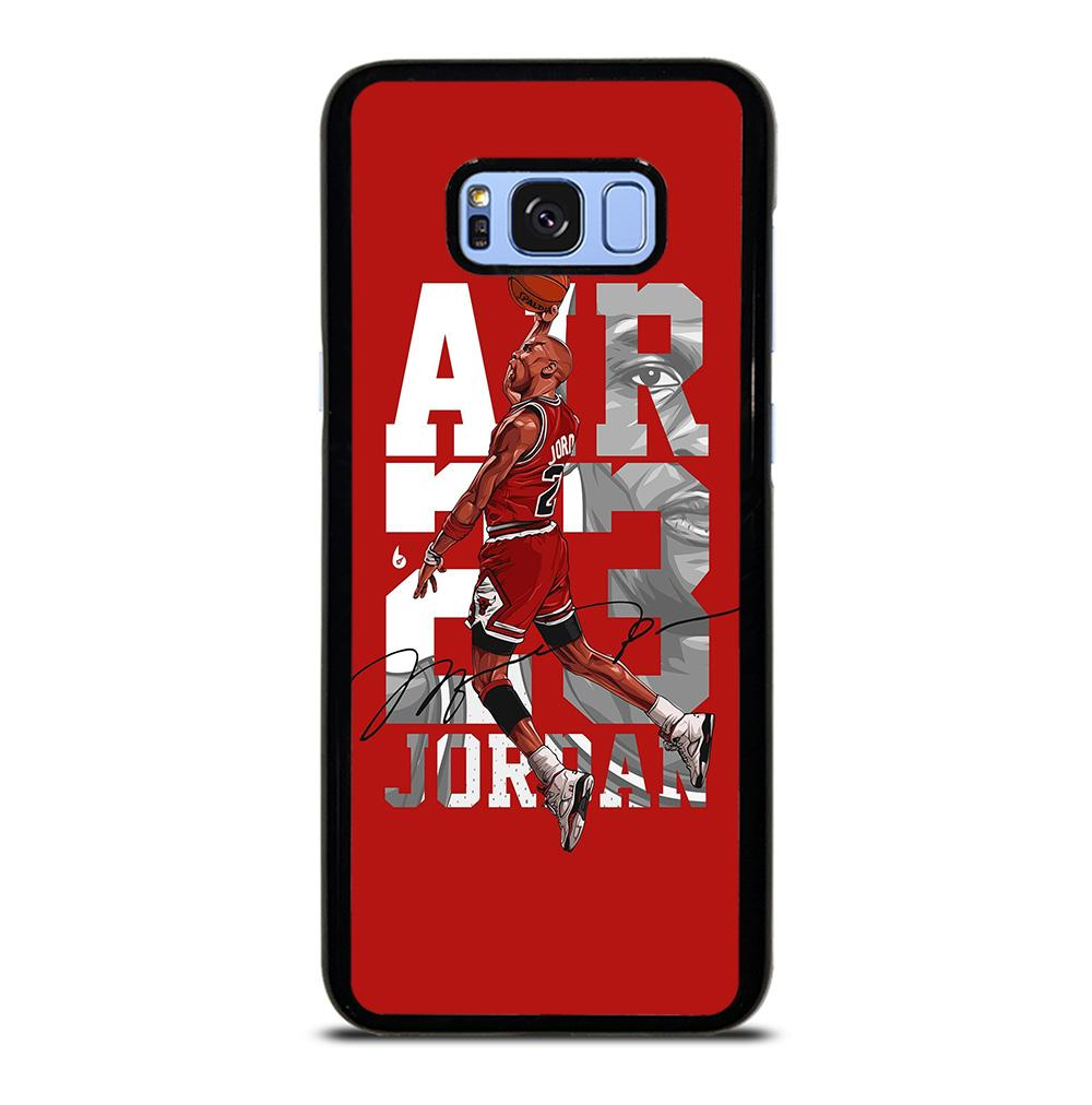 23 AIR JORDAN Samsung Galaxy S8 Plus Case