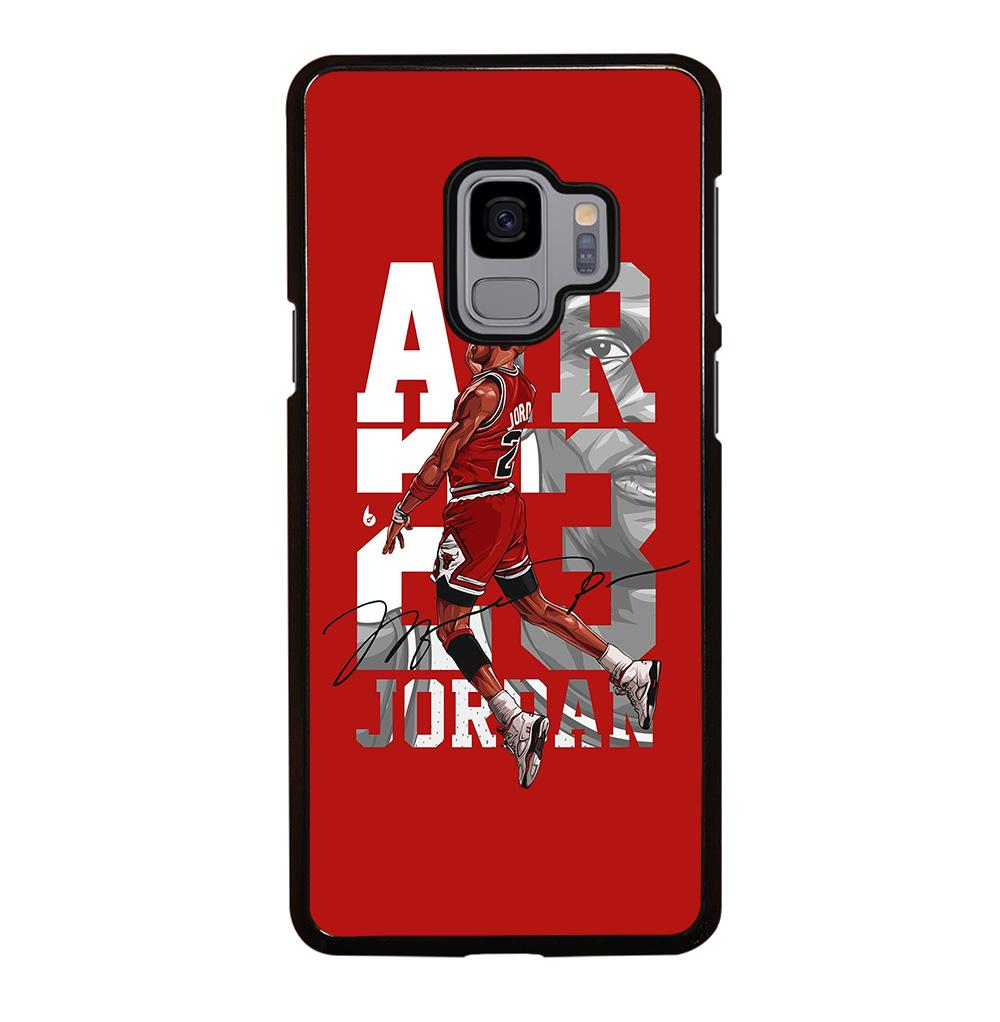 23 AIR JORDAN Samsung Galaxy S9 Case Cover
