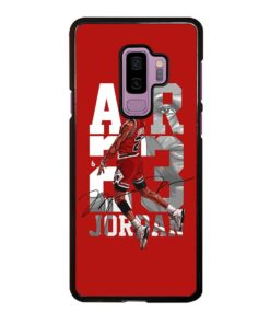 23 AIR JORDAN Samsung Galaxy S9 Plus Case