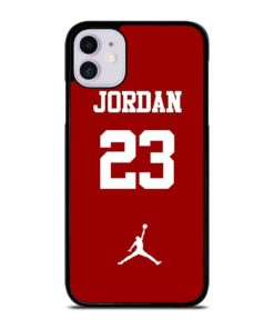 23 MICHAEL JORDAN iPhone 11 Case