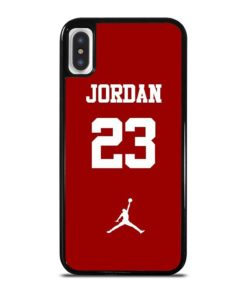 23 MICHAEL JORDAN iPhone X / XS Case Cover
