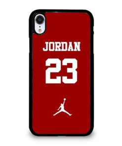 23 MICHAEL JORDAN iPhone XR Case