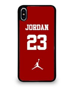 23 MICHAEL JORDAN iPhone XS Max Case