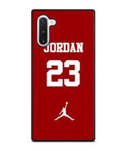 23 MICHAEL JORDAN Samsung Galaxy Note 10 Case