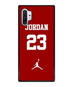 23 MICHAEL JORDAN Samsung Galaxy Note 10 Plus Case