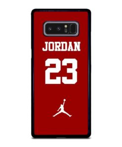 23 MICHAEL JORDAN Samsung Galaxy Note 8 Case