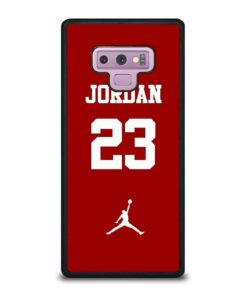 23 MICHAEL JORDAN Samsung Galaxy Note 9 Case