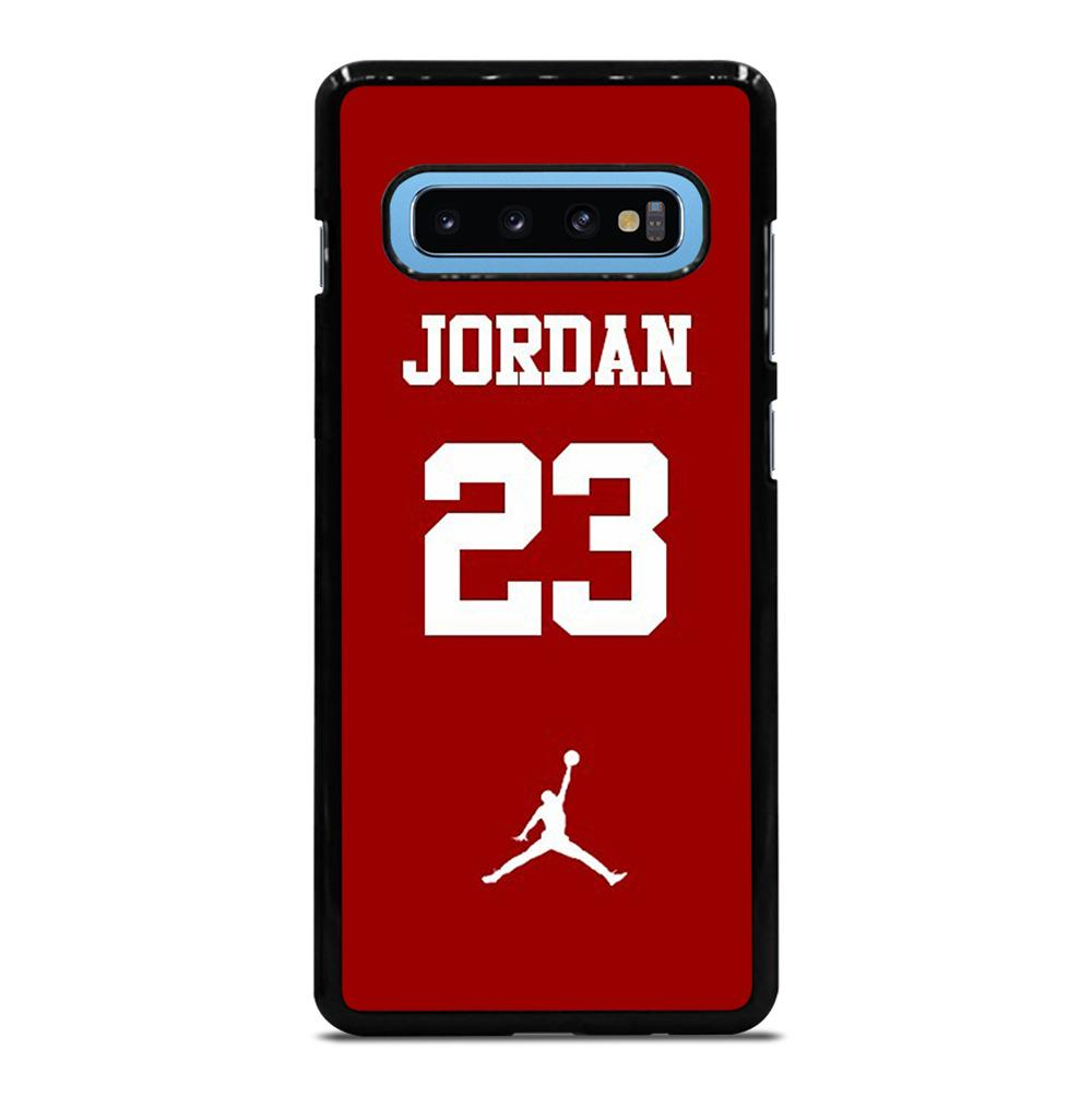 23 MICHAEL JORDAN Samsung Galaxy S10 Plus Case