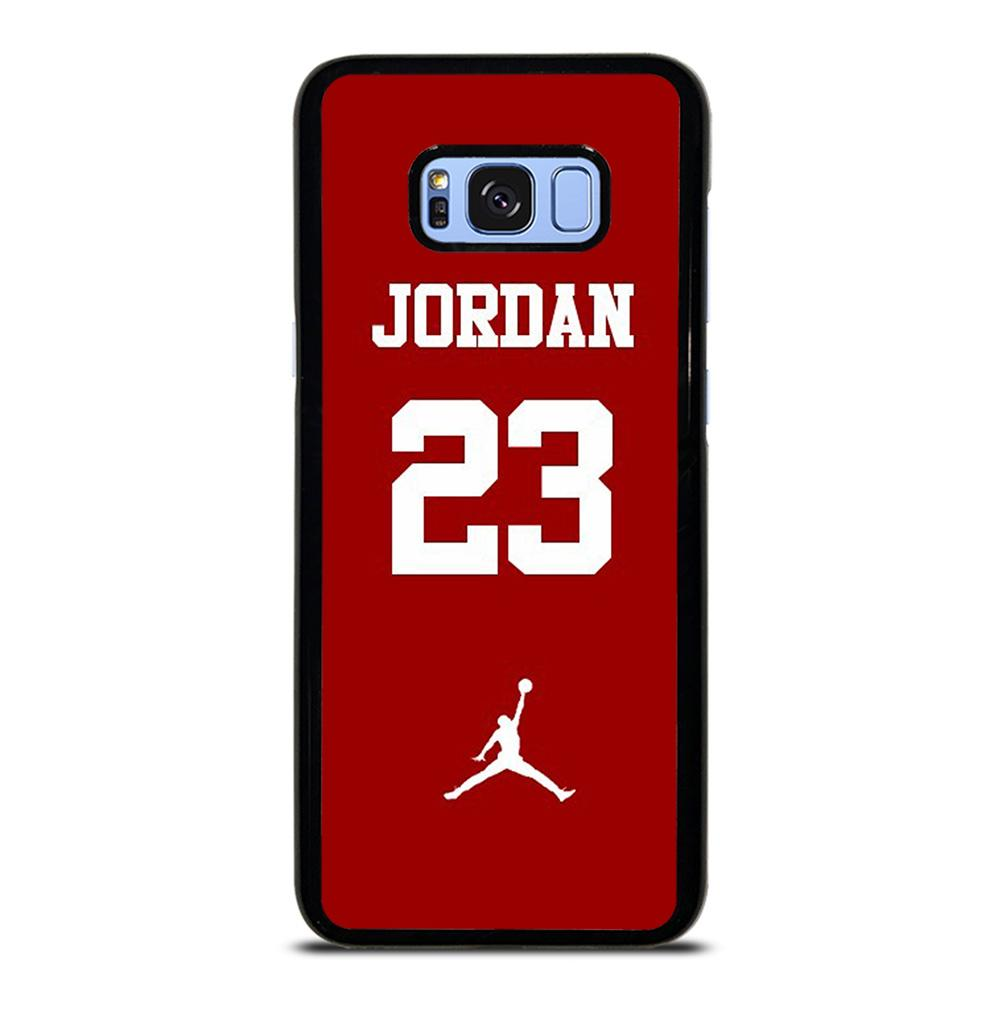 23 MICHAEL JORDAN Samsung Galaxy S8 Plus Case