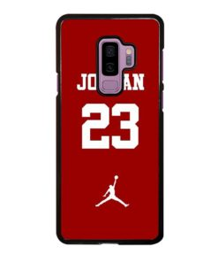 23 MICHAEL JORDAN Samsung Galaxy S9 Plus Case