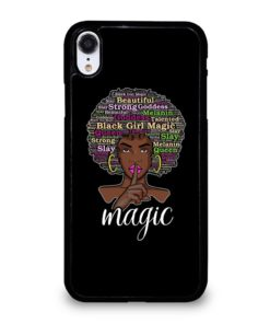 2BUNZ MELANIN POPPIN ABA iPhone XR Case