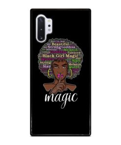 2BUNZ MELANIN POPPIN ABA Samsung Galaxy Note 10 Plus Case