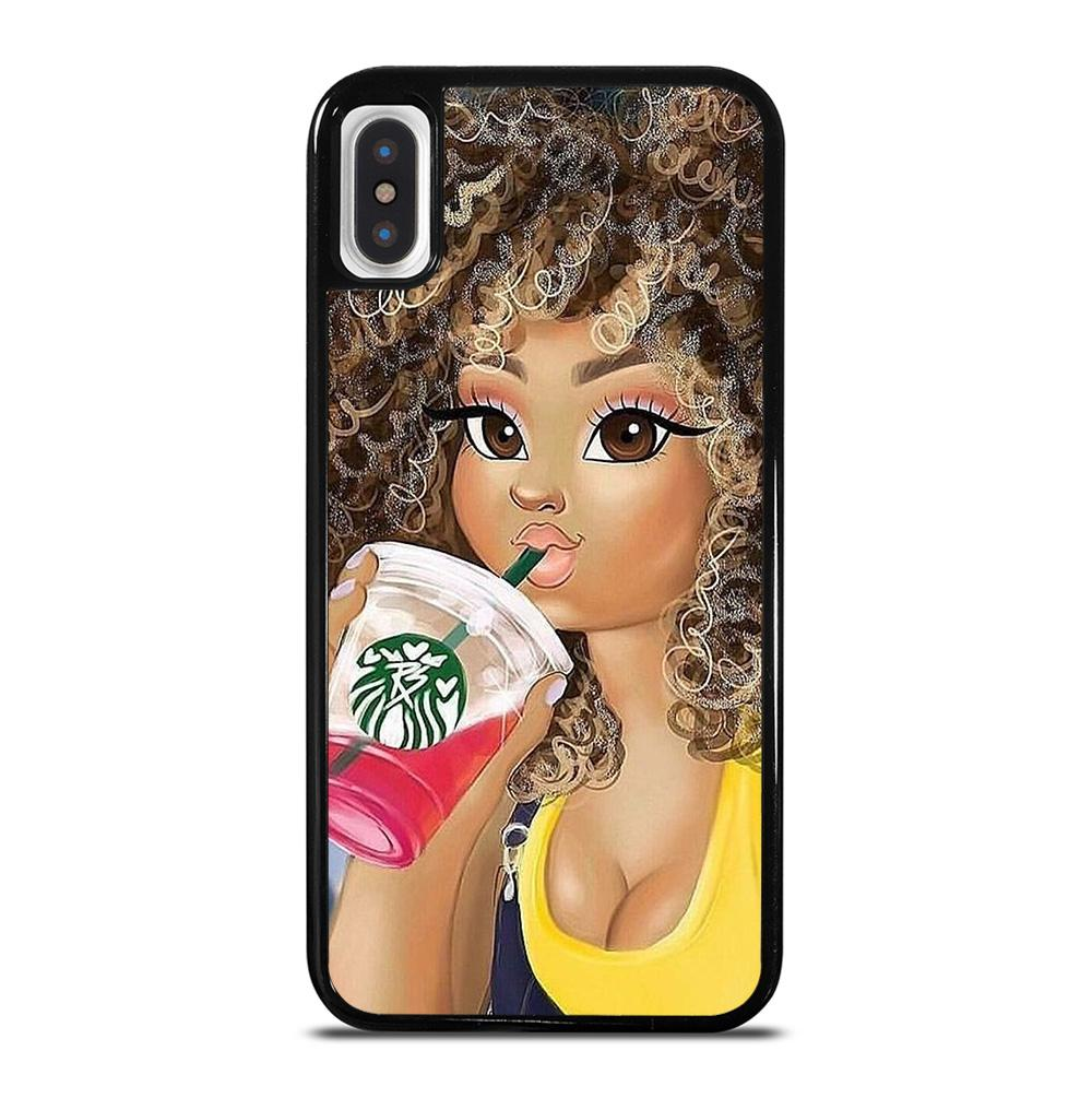2BUNZ MELANIN POPPIN iPhone X / XS Case
