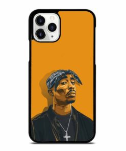 2PAC TUPAC SHAKUR HIP HOP RAP iPhone 11 Pro Case