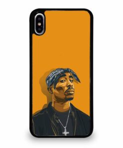 2PAC TUPAC SHAKUR HIP HOP RAP iPhone XS Max Case
