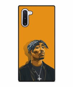 2PAC TUPAC SHAKUR HIP HOP RAP Samsung Galaxy Note 10 Case