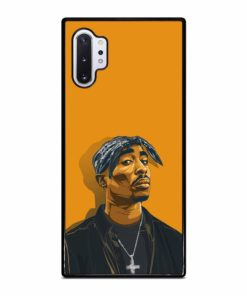 2PAC TUPAC SHAKUR HIP HOP RAP Samsung Galaxy Note 10 Plus Case