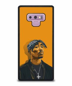 2PAC TUPAC SHAKUR HIP HOP RAP Samsung Galaxy Note 9 Case