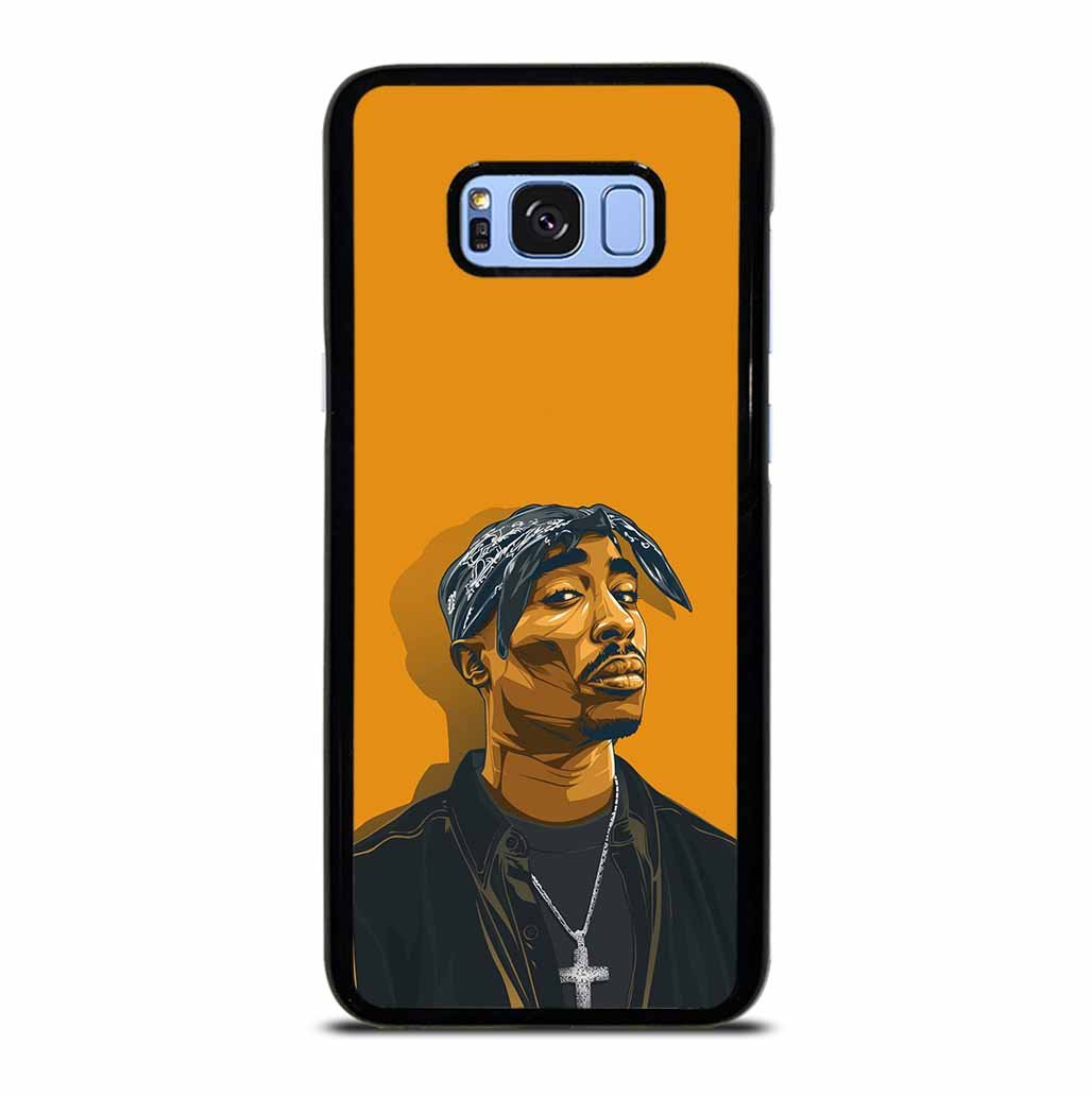 2PAC TUPAC SHAKUR HIP HOP RAP Samsung Galaxy S8 Plus Case