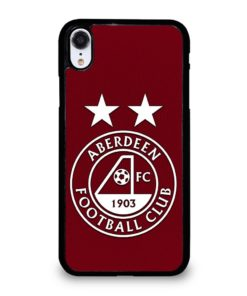ABERDEEN FC iPhone XR Case