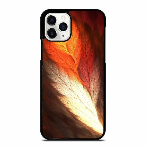 ABSTRACT FEATHERS iPhone 11 Pro Case