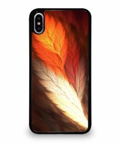 ABSTRACT FEATHERS iPhone XS Max Case