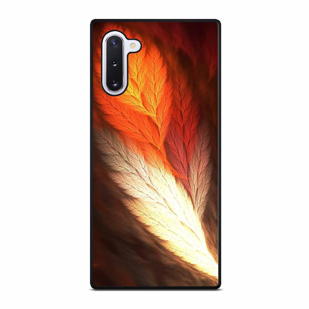 ABSTRACT FEATHERS Samsung Galaxy Note 10 Case