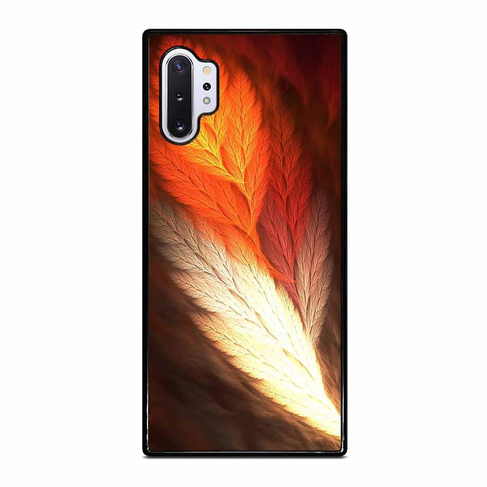 ABSTRACT FEATHERS Samsung Galaxy Note 10 Plus Case