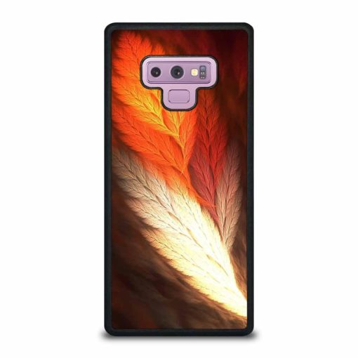 ABSTRACT FEATHERS Samsung Galaxy Note 9 Case