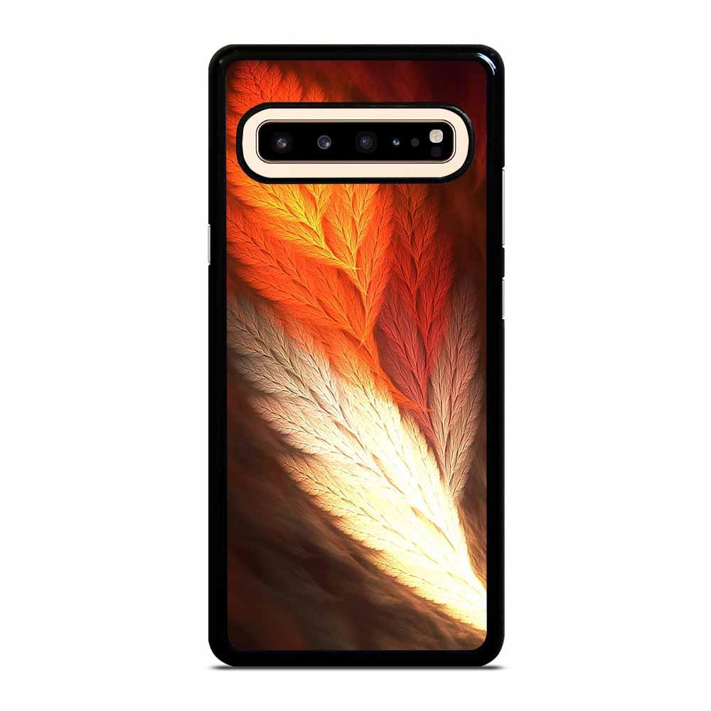 ABSTRACT FEATHERS Samsung Galaxy S10 5G Case