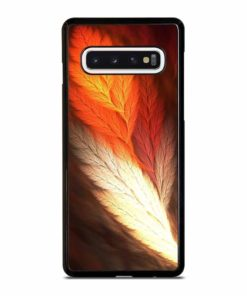 ABSTRACT FEATHERS Samsung Galaxy S10 Case