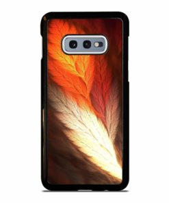 ABSTRACT FEATHERS Samsung Galaxy S10e Case