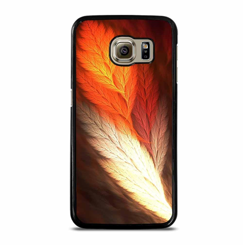 ABSTRACT FEATHERS Samsung Galaxy S6 Case