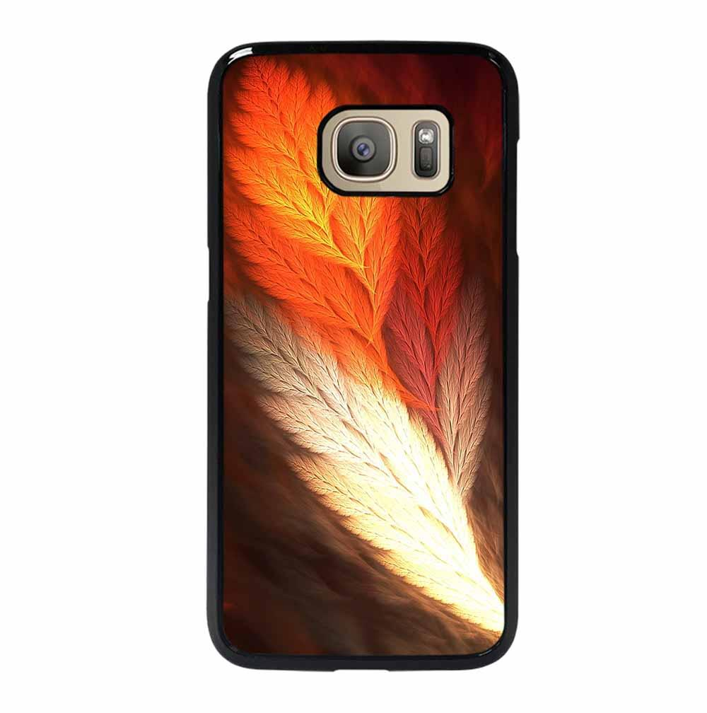 ABSTRACT FEATHERS Samsung Galaxy S7 Case