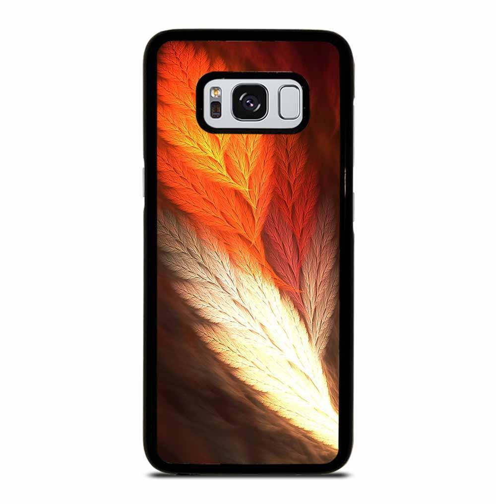 ABSTRACT FEATHERS Samsung Galaxy S8 Case Cover