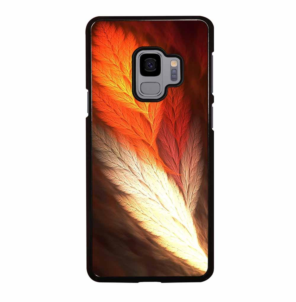 ABSTRACT FEATHERS Samsung Galaxy S9 Case