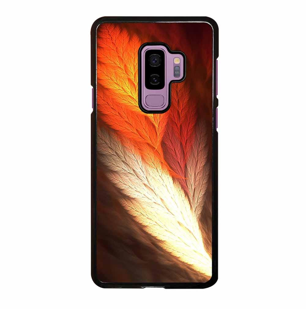ABSTRACT FEATHERS Samsung Galaxy S9 Plus Case