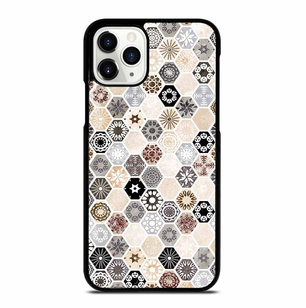 ABSTRACT HONEYCOMB PATTERN iPhone 11 Pro Case