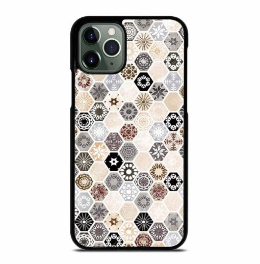 ABSTRACT HONEYCOMB PATTERN iPhone 11 Pro Max Case